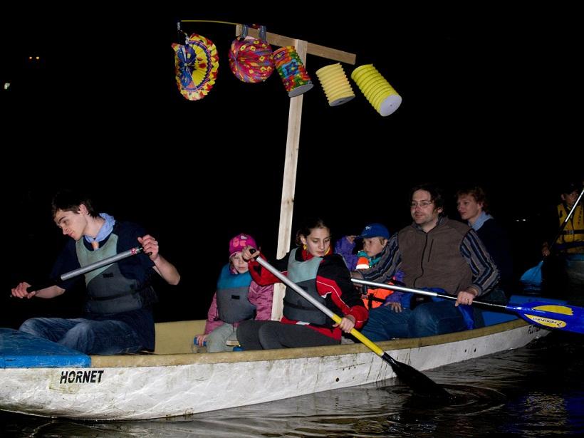 Liberečtí zvou na Lampionovou plavbu