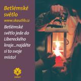 Betlémské světlo i v našem kraji!