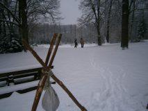 Zimní závod Chilkoot je tady!